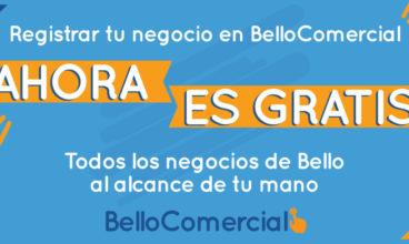 Registra tu negocio en BelloComercial