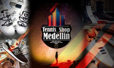 Tenis Shop Medellín, un sueño hecho realidad